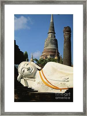 Thailand, Ayathaya Framed Print by Rita Ariyoshi - Printscapes