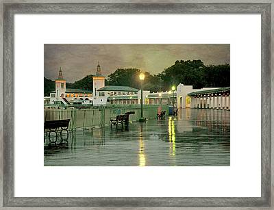The After Rain Framed Print by Diana Angstadt