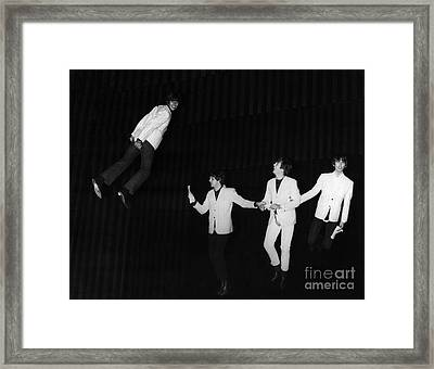 The Beatles, 1964 Framed Print