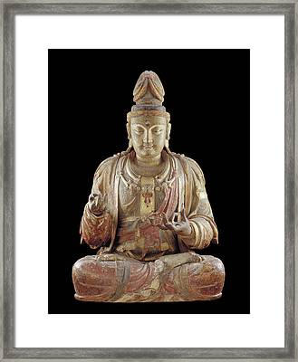 The Bodhisattva Guanyin Framed Print