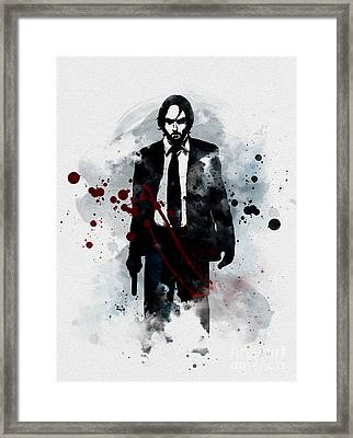 The Boogeyman Framed Print