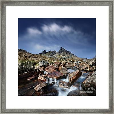 The Cobbler Framed Print