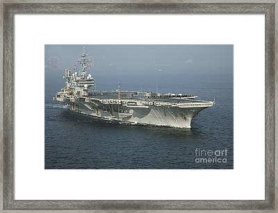 The Conventionally Powered Aircraft Framed Print