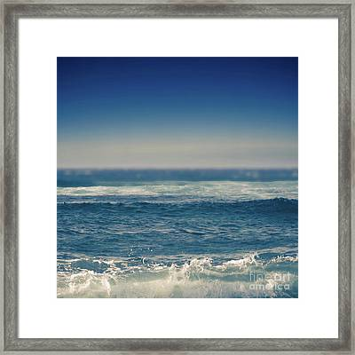 Divine Music Of Love Framed Print by Sharon Mau