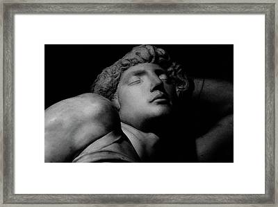The Dying Slave Framed Print