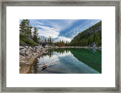 The Enchantments Framed Print