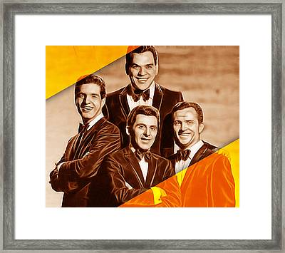 The Four Seasons Collection Framed Print by Marvin Blaine