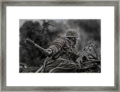 The Grenadier Framed Print by Mark H Roberts