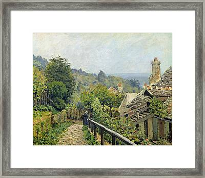 The Heights At Marly Framed Print
