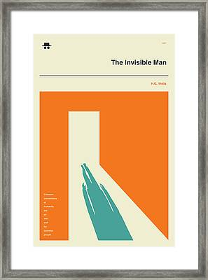 The Invisible Man Framed Print
