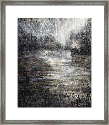 The Journey Framed Print by Judy Merrell