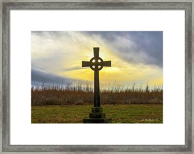 The Light Framed Print by Brian Wallace