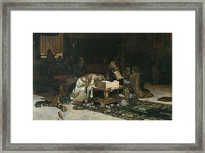 The Lovers Of Teruel Framed Print by Celestial Images