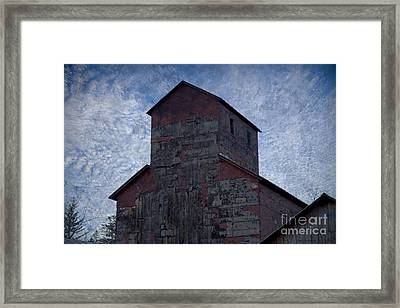 The Old Mill Framed Print