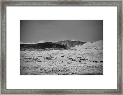 The Pacific Ocean Framed Print