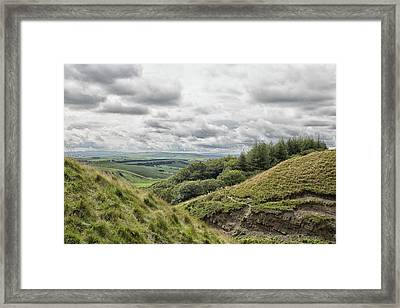 The Peak District Framed Print