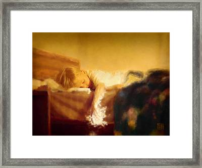 The Power Of Dreams Framed Print