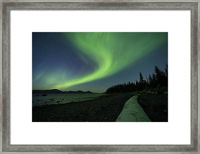 The Powers That Be Framed Print