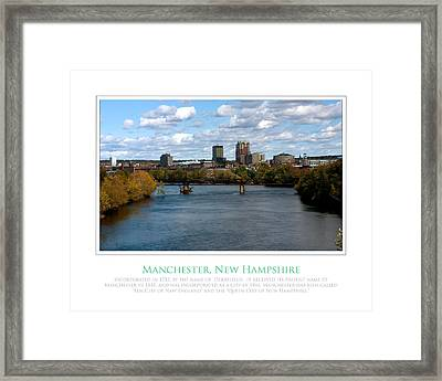 The Queen City Framed Print by Jim McDonald Photography