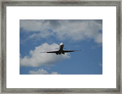 The Search Framed Print by Clay Peters Photography