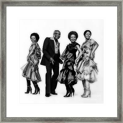 The Staple Singers Collection Framed Print
