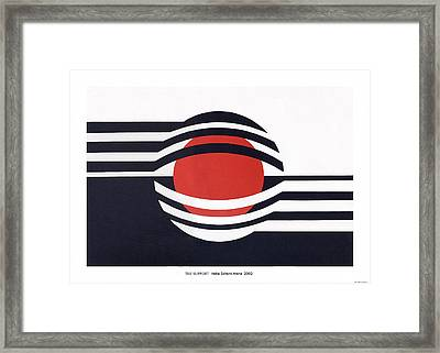 The Support Framed Print
