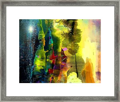 The Three Kings Framed Print
