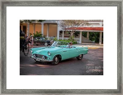 The Thunderbird Framed Print