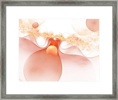 The Tongue Framed Print by Steve K