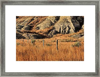 Framed Print featuring the photograph This Is Kansas by JC Findley