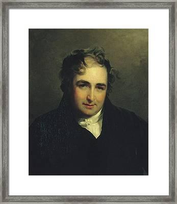 Thomas Sully Framed Print
