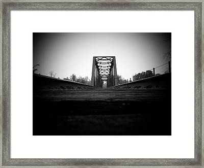 Time Lost  Framed Print by Michael Lambert