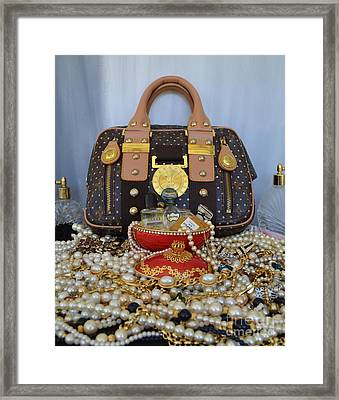 Timeless Accessories 15 Framed Print