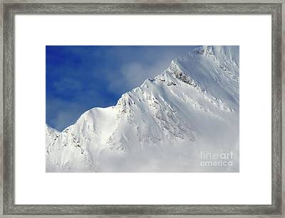 To The Wild Country 2 Framed Print