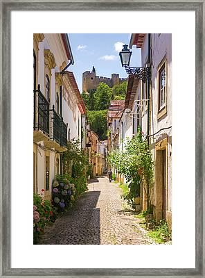 Tomar Street Framed Print