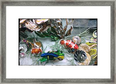 Top View Framed Print