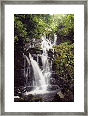 Torc Waterfall, Killarney, Co Kerry Framed Print by The Irish Image Collection