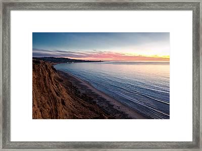 Torrey Cliffs Framed Print by Thomas Kaestner