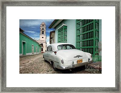 Trinidad - Cuba Framed Print by Rod McLean