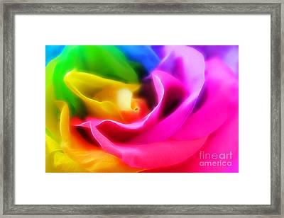 True Colors Framed Print by Krissy Katsimbras
