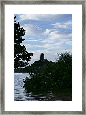 Tuckers Tower  Framed Print