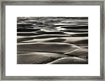 Turning Of The Tide Framed Print