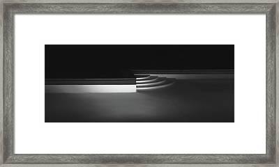 Tuscan Pool Framed Print