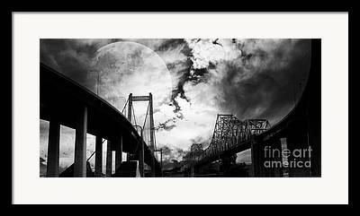 Eastbay Digital Art Framed Prints