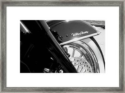 Ultra Classic Framed Print by Kevin D Davis