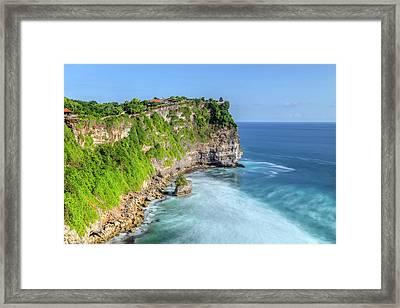 Uluwatu - Bali Framed Print by Joana Kruse