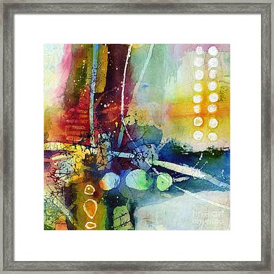 Under The Surface  Framed Print by Hailey E Herrera