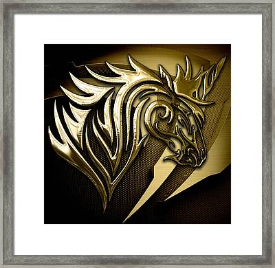 Unicorn Collection Framed Print by Marvin Blaine