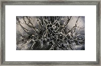 Untitled 1 Framed Print by Michael Lang