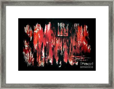 Untitled-102 Framed Print